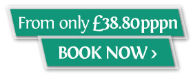 From only £38.80pppn. BOOK NOW