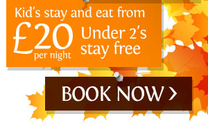 From £74.50per adult, per night BOOK NOW
