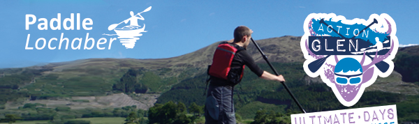 Paddle Lochaber and Action Glen