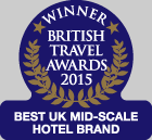 Winner British Travel Awards