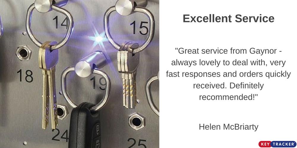 Excellent Service Review