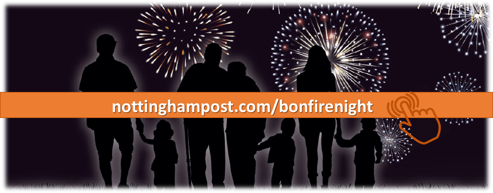click to discover the best local bonfire night displays