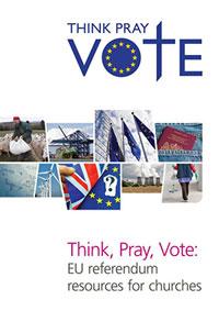 Get the Think Pray Vote resources