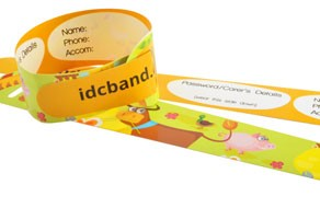 Children's ID Wristbands