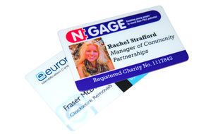 Custom ID Cards - from £0.48