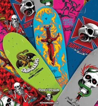 Powell Peralta Bones Brigade Reissue Decks