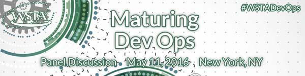 Maturing DevOps